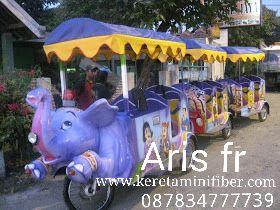 Kereta Sepeda Motor Loko Gajah