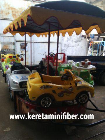 kereta gerobak model mobil
