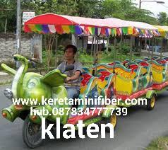 kereta mini sepeda motor