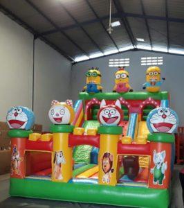 Istana balon/rumah balon
